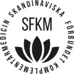 Logga SFKM - Skandinaviska Förbundet Komplementärmedicin